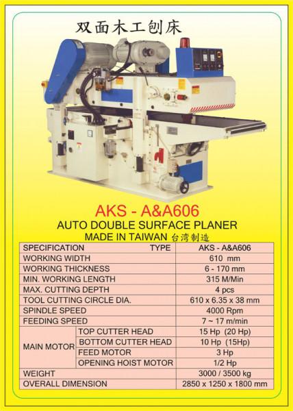 AKS - A&A606