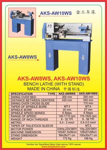 AKS - AW8WS, AKS - AW10WS