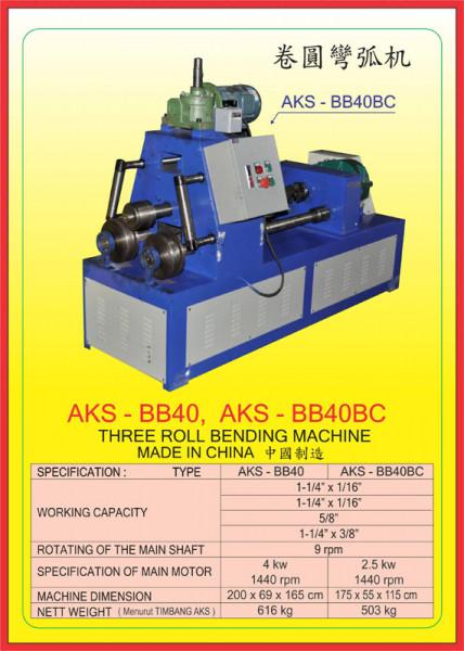 AKS - BB40AKS - BB40BC