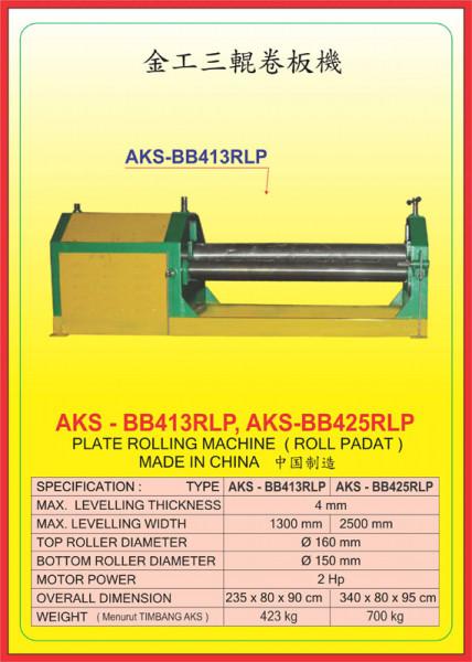 AKS - BB413RLP, AKS - BB425RLP