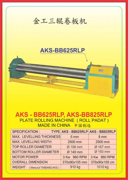 AKS - BB625RLP, AKS - BB825RLP
