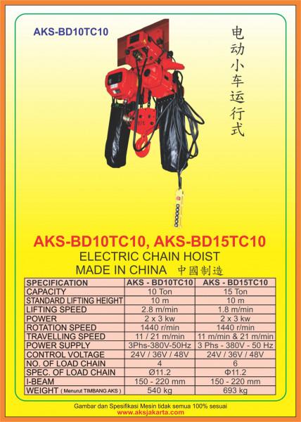AKS - BD10TC10, AKS - BD15TC10