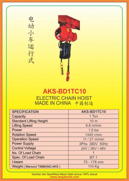 AKS - BD1TC10
