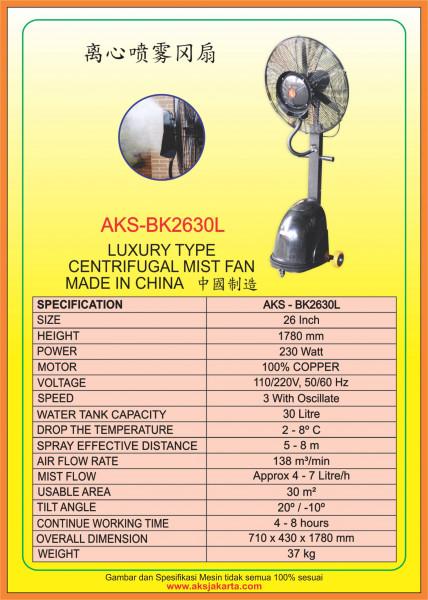 AKS - BK2630L