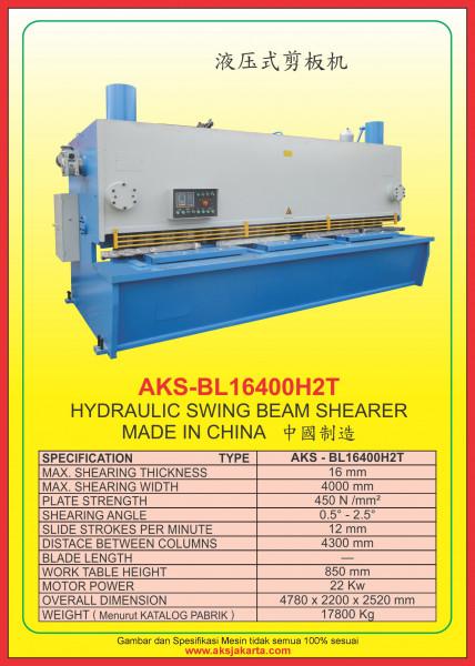 AKS - BL16400H2T