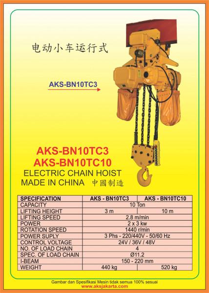 AKS - BN10TC3, AKS - BN10TC10