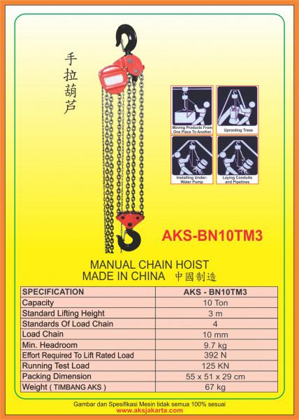 AKS - BN10TM3