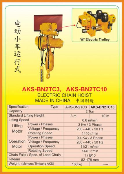 AKS - BN2TC3, AKS - BN2TC10