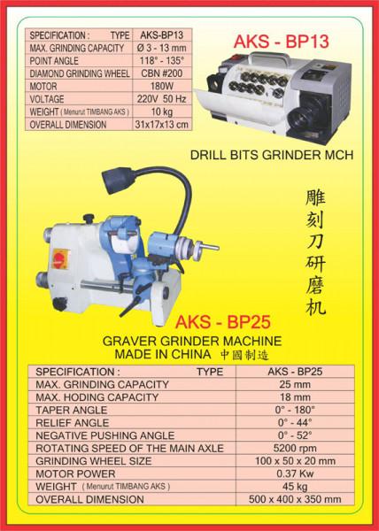 AKS - BP13, AKS - BP25
