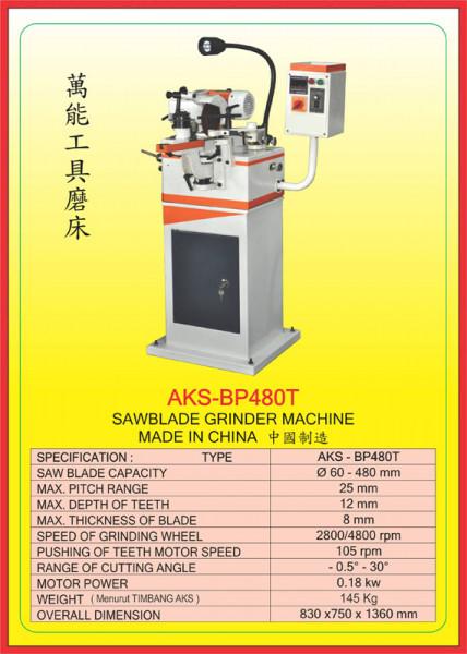 AKS - BP480T