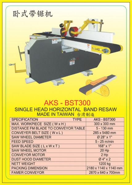 AKS - BST300