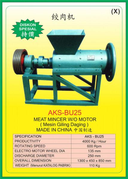 AKS - BU25
