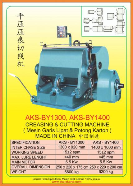 AKS - BY1300, AKS - BY1400