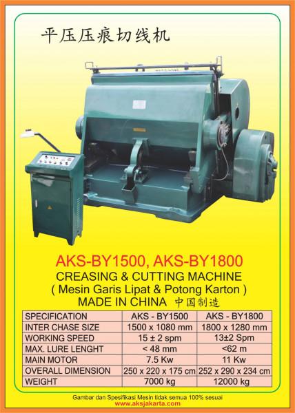 AKS - BY1500, AKS - BY1800