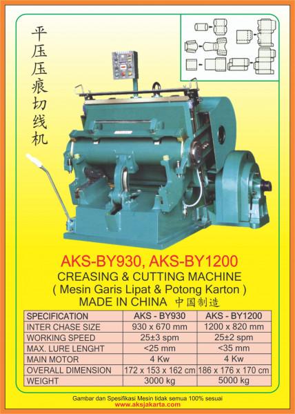 AKS - BY930, AKS - BY1200