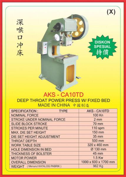 AKS - CA10TD