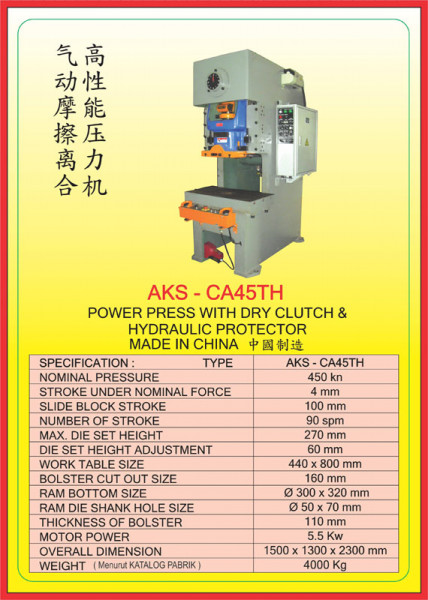 AKS - CA45TH