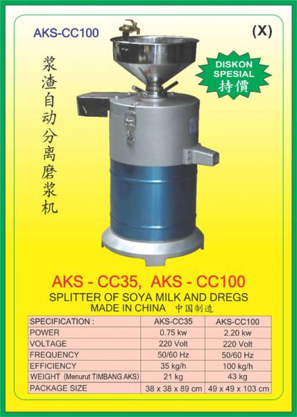 AKS - CC35, AKS - CC100