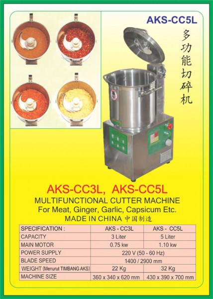 AKS - CC3L, AKS - CC5L