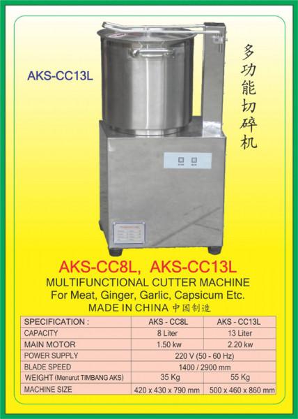 AKS - CC8L, AKS - CC13L