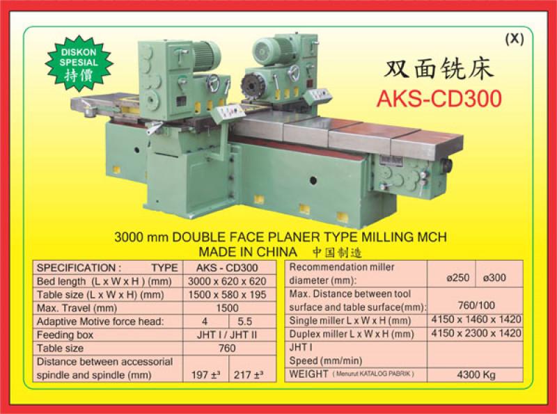 AKS - CD300