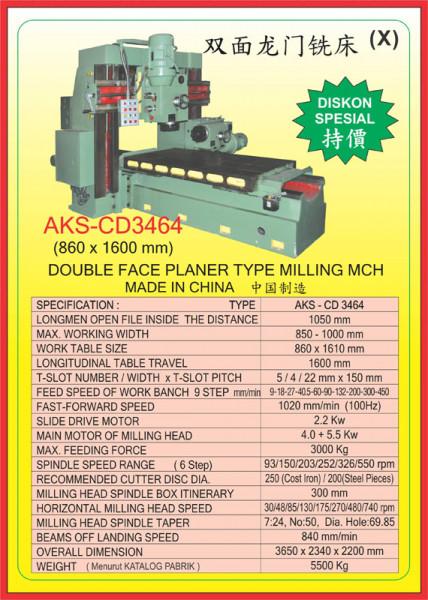 AKS - CD3464