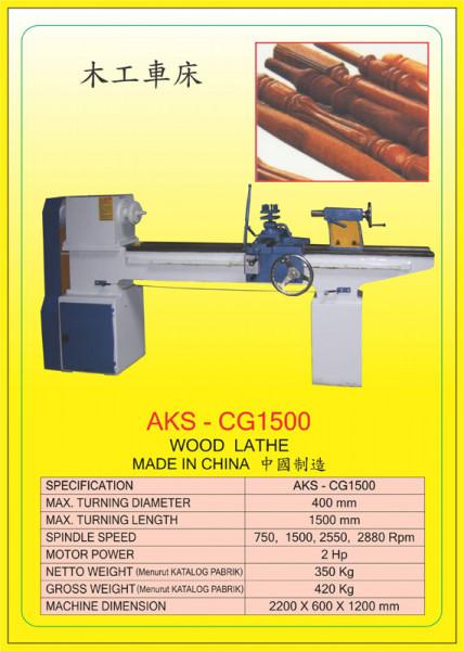 AKS - CG1500