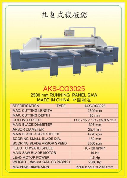 AKS - CG3025