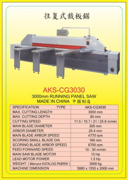 AKS - CG3030