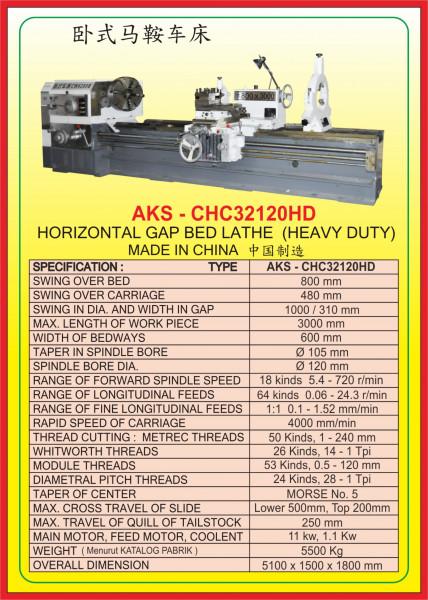 AKS - CHC32120HD