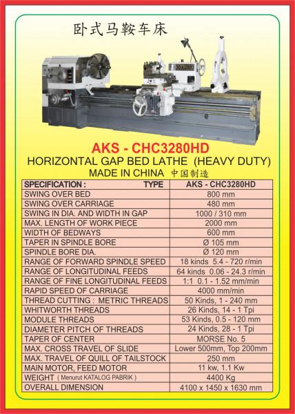 AKS - CHC3280HD