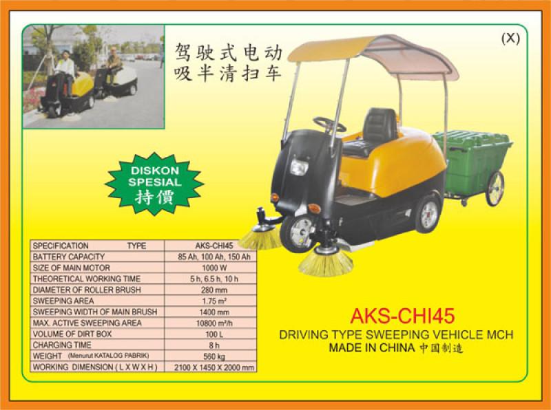 AKS - CHI45