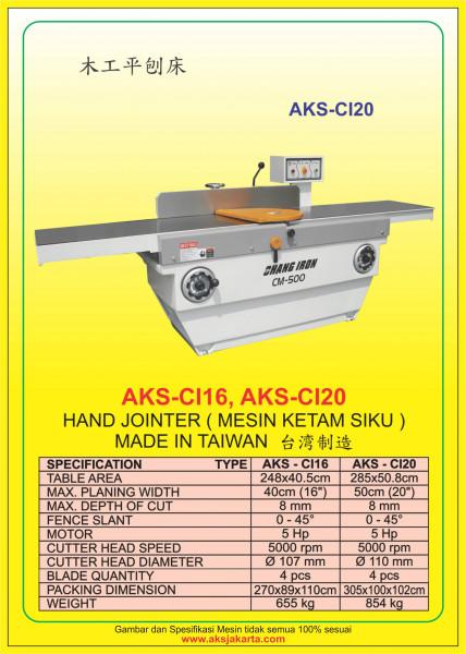 AKS- CI16, AKS-CI20