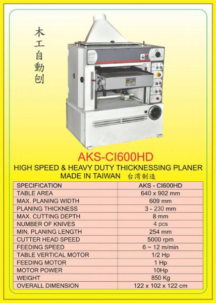 AKS - CI600HD