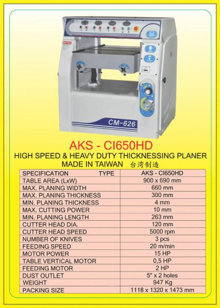 AKS - CI650HD