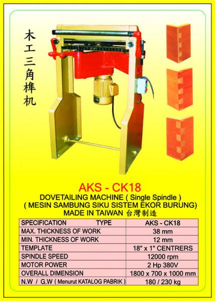 AKS - CK18