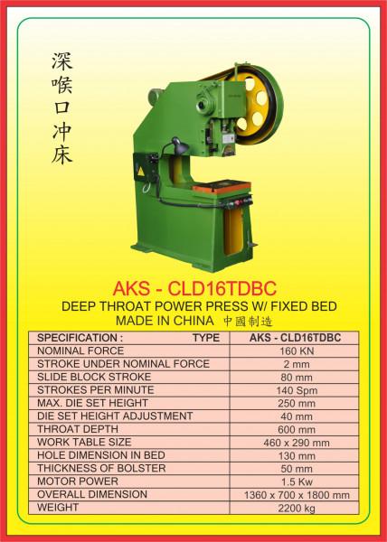AKS - CLD16TDBC