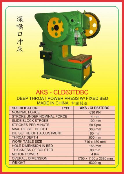 AKS - CLD63TDBC