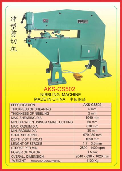 AKS - CS502