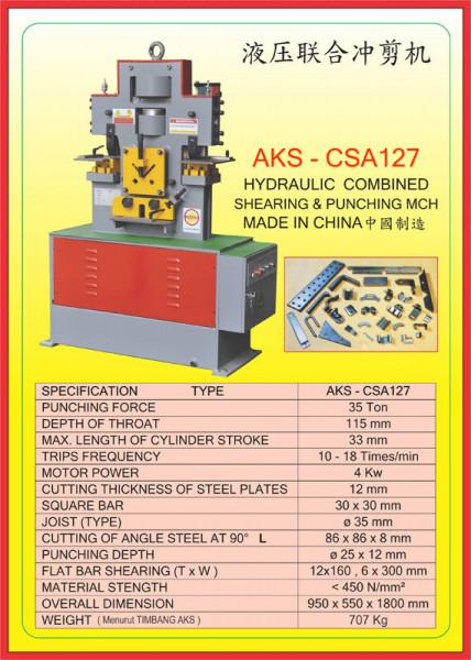AKS - CSA127