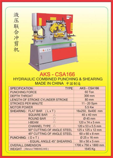 AKS - CSA166