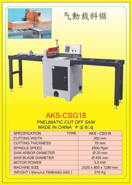 AKS - CSG18