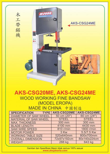 AKS - CSG20ME, AKS - CSG24ME