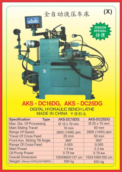 AKS - DC16DG, AKS - DC25DG
