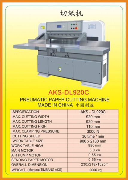 AKS - DL920C