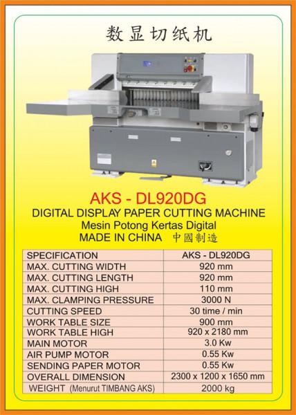 AKS - DL920DG