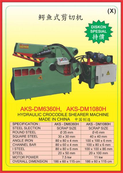 AKS - DM6360H, AKS - DM1080H