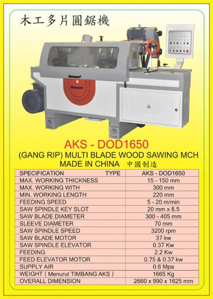 AKS - DOD1650