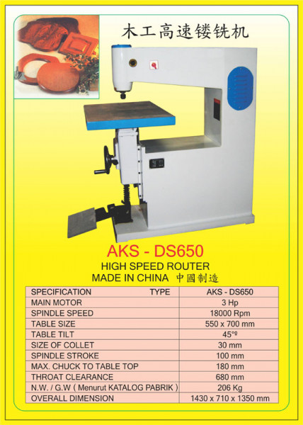 AKS - DS650