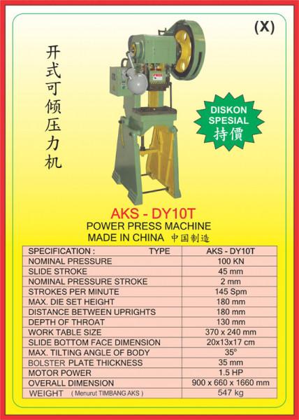 AKS - DY10T